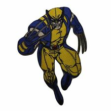 Marvel Comics X-Men Wolverine Embroidered Patch