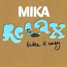 Mika relax, take it easy (2006) [Maxi-CD]