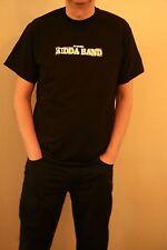 Kidda Band Graphic T-Shirt/Tee-Noir-Homme Medium - 100% coton-F-O-T Loom