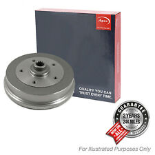 Genuine OE Quality Apec 6 Stud Brake Drums Set - DRM9208