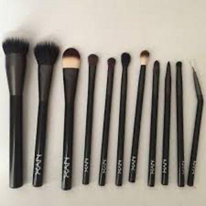 NYX Professional Single Luxury Brushes \ Choose \ BN Authentic - UK Seller