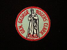 BOY SCOUT   GEORGE ROGERS CALRK TRAIL  50'S  C/E PP