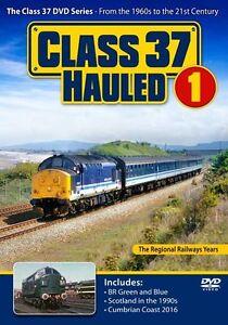 Class 37 Hauled No. 1