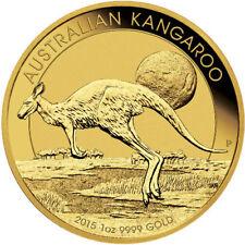 1 oz Australian Gold Kangaroo (Random Year, BU)