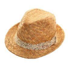 Gorras y sombreros de mujer Borsalino/Fedora talla M
