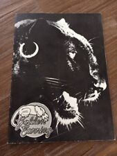 Golden Earring / LYNYRD SKYNYRD 1974 UK Tour Concert Program Book RARE