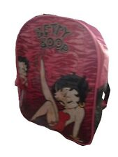 Betty Boop  backpack School bag knapsack new with tags