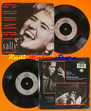 LP 45 7'' CARMEL Sally Hymn of love 1986 england LONDON LON 90 cd mc dvd