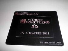 Three Musketeers in 3D Promo Magnet Frame Comic Con