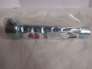 "Mid-USA STEEL EXHAUST BAFFLE (1) HARLEY HONDA INDIAN 8"" LONG x 2"" OD 95016"