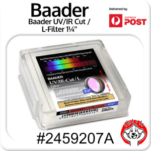 Baader Planetarium 1.25″ UV/IR-Cut / L Filter #2459207A