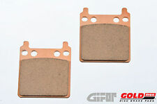 Gold Fren Motorcycle Rear Brake Pads 171S3 Honda CB750F GL1000 Gold Wing