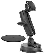 Arkon TWBMAG TW Broadcaster Single-Phone Magnetic Sticky Suction Mount - Black