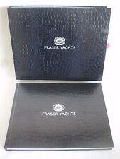 Fraser Charter Portfolio 2009 / 2010 Yacht Catalog