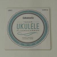 D'Addario EJ99TLG Pro-Arté Carbon Tenor Ukulele Low-G Ukulele Strings