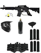 New Tippmann US ARMY Alpha ELITE W/EGRIP Tactical Paintball Gun Mega Pack Kit