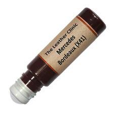 MERCEDES Bordeaux (X41) Car Seat Touch Up Leather Repair Pen