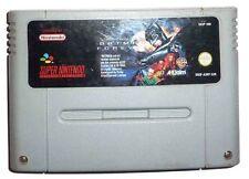 Kampf-Videospiele für das Nintendo SNES
