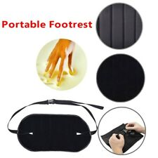 Portable Footrest Flight Carry-on Foot Rest Travel Pillows Leg Hammock Airp J2T1