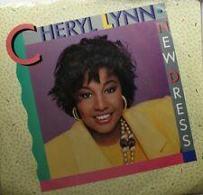 Soul Picture Sleeve 45 Cheryl Lynn - New Dress / Everyday On Manhattan