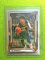 JA MORANT ROOKIE CARD JERSEY #12 MS SILVER CHROME SP GRIZZLIES 2019 National VIP