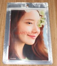 YOONA A walk to remember SNSD SMTOWN OFFICIAL GOODS 4X6 PHOTO SET NEW