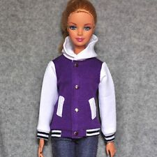 """Handmade doll clothes for 1/6  doll 11.5"""""""