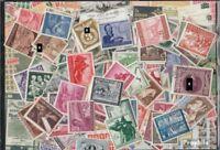 Deutsches Reich 100 verschiedene Zuschlagsmarken