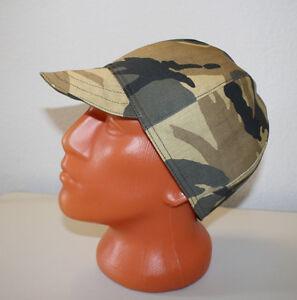 N-27 Commander. Welders, Pipefitters, Bikers Cap, Welding Hat.
