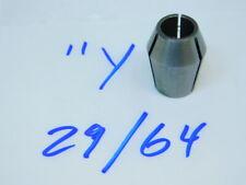 Used Universal Engineering 2964 Double Taper Series Y Collet 4531