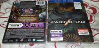 Pacific Rim Blu-ray FUTURESHOP EXCLUSIVE sold-out Bi-lingual STEELBOOK NEUF