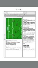 Football/soccer Coaching Sessions - 30 Foundation Phase Sessions