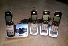 Uniden DECT 6.0 Expandable Cordless Phone With 4 Handsets