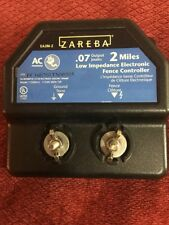 Zareba 2-Miles Ac Power Line Low Cost Electric Fence Wire System Energizer