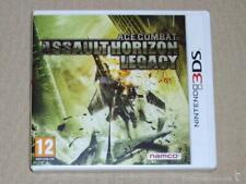Ace Combat Assault Horizon Legacy + Nintendo 3DS Neuf **