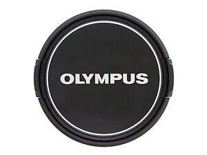 New OLYMPUS LC-46 Lens Cap M.ZUIKO DIGITAL ED 12mm F2.0 Japan