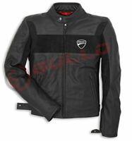 Ducati Motorcycle motorbike Riding jacket CE Leather Racing GE-23-2020 (US38-48)