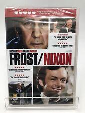 Frost/Nixon (DVD, 2009) Foreign, Danish with English Subtites Region 2,4,5