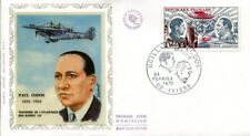 FRANCE FDC - A48 4 PAUL CODOS AVION IVIERS 24 2 1973 - LUXE