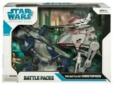 Star Wars The Clone Wars La bataille de Christophsis énorme Battle Pack-Mob