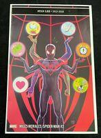 MARVEL COMICS MILES MORALES SPIDER-MAN #2 STAN LEE TRIBUTE