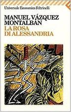 La rosa di Alessandria - Manuel Vázquez Montalbán - Libro nuovo in Offerta!