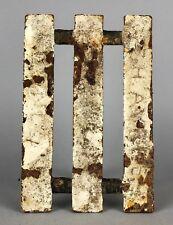 - III-Vintage FH AYRES GHISA 17cm Numeri Romani Lettera Segno esposizione negozio 3