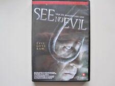 SEE NO EVIL - DVD