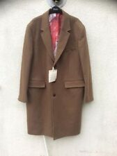 Topman Regular Size Overcoat for Men