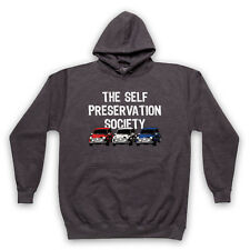 MINI CAR FAN ENTHUSIAST SELF PRESERVATION UNOFFICIAL ADULTS & KIDS HOODIE