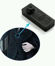 Camisa de espía Cámara botón ditactive Vídeo Cámara Oculta DVR Videocámara registro de voz