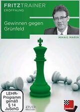 ChessBase Marin - Gewinnen gegen Grünfeld - fritz-trainer NEU / OVP Schach