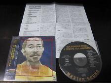 Don Byas Bud Powell Tribute Cannonball Japan Mini LP CD Promo Copy Paper Sleeve