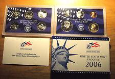 2006 United States MINT PROOF SET- 10 COIN SET !!!!